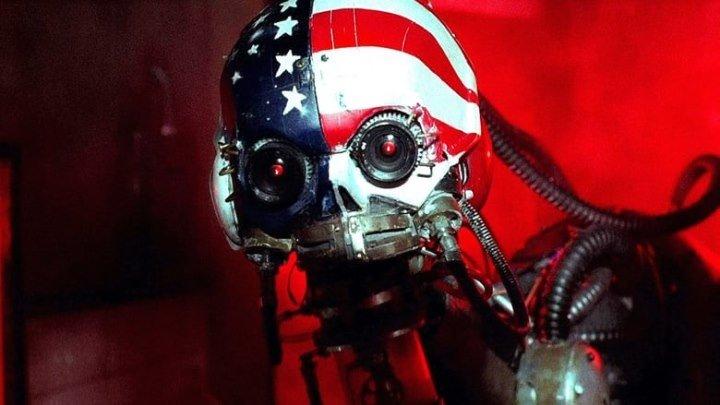 Железяки (фантастический триллер с Диланом МакДермоттом и Стэйси Трэвис) | Великобритания-США, 1990