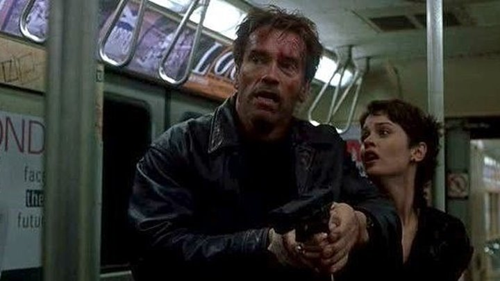 Конец света _ (1999) ужасы, боевик, триллер, детектив