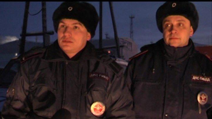 Сотрудники ГИБДД приняли участие в операции по спасению циркового верблюда в Иркутской области