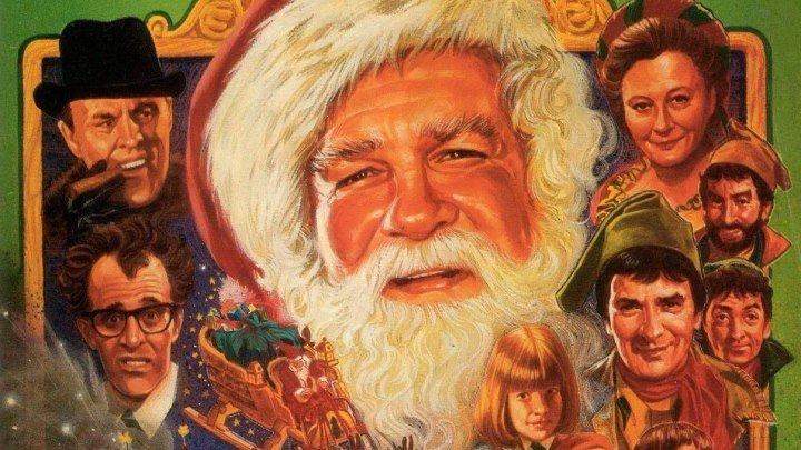 Санта Клаус (1985) (BDRip-720p) DVO (ОРТ) фэнтези, приключения, семейный Дадли Мур (Patch), Джон Литгоу (B.Z.), Дэвид Хаддлстон (Santa Claus), Бёрджесс Мередит (Ancient Elf), Джуди Корнуэлл (Anya Claus), Джефри Крамер (Towzer), Кристиан Фицпатрик (Joe), Кэрри Кей Хейм (Cornelia)