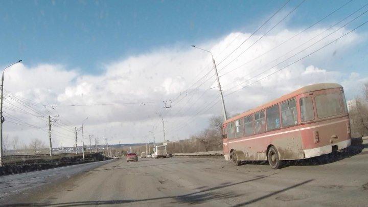 По улицам г. Балаково. Академика Королёва шоссе. 29 марта 2019 г.