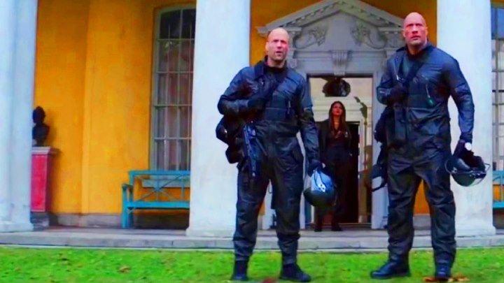 Форсаж: Хоббс и Шоу — Русский трейлер #2 (2019)