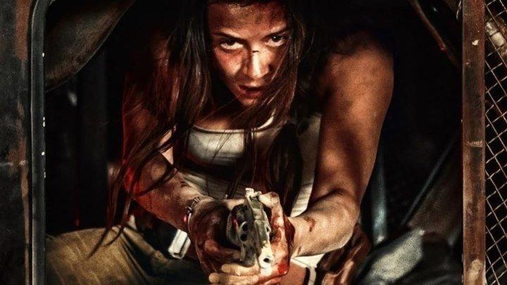 Выжившие / Hostile (2018). ужасы, драма