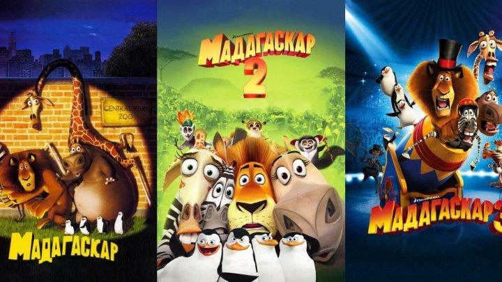 мультфильм, комедия, приключения, семейный3в1.1080p