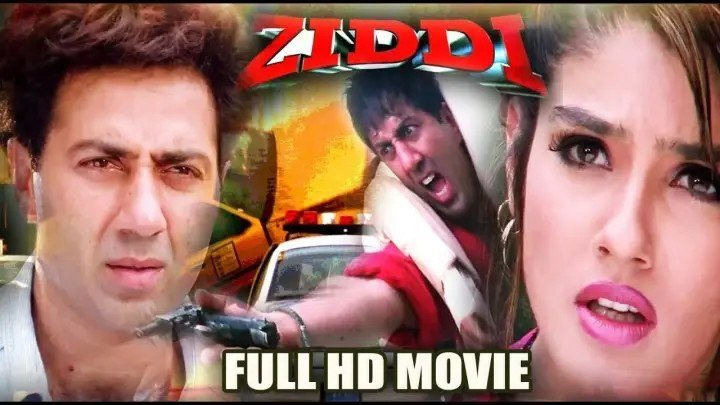 В борьбе со злом / Упрямство / Ziddi (1997)~