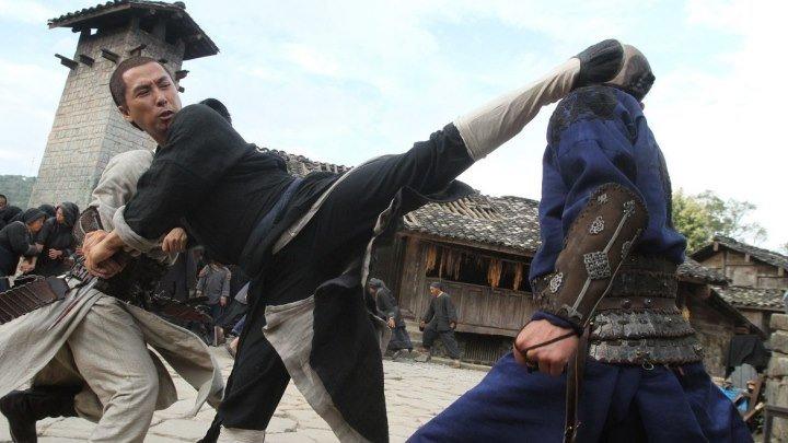 Меченосцы - Боевик / криминал / триллер / драма / Гонконг, Китай / 2011