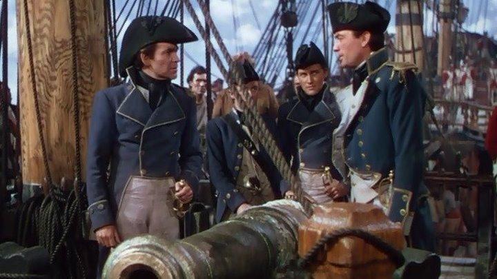 Капитан Горацио _ 1951 _ боевик, драма, приключения, военный, история
