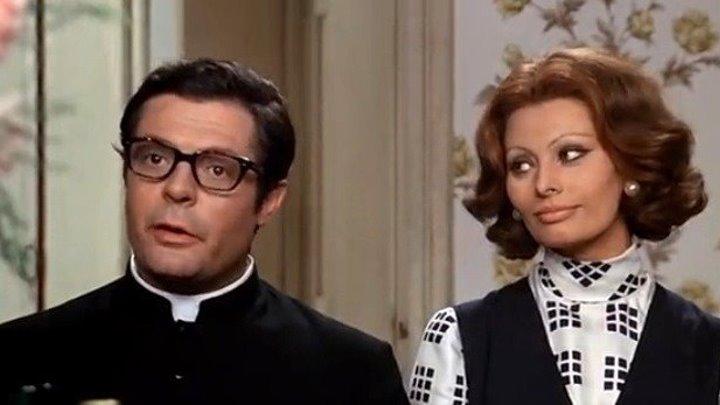 """""""Жена священника"""" (Италия,1970)"""