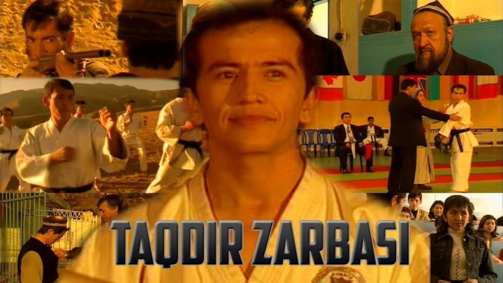 Taqdir zarbasi (o'zbek kino) - Такдир зарбаси (узбекфильм).