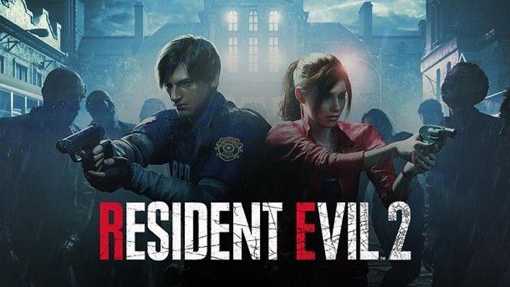Resident Evil 2 Remake (Leon) | серия 1 | Пролог | Полицейский участок