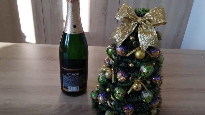 Новогодняя елка своими руками!