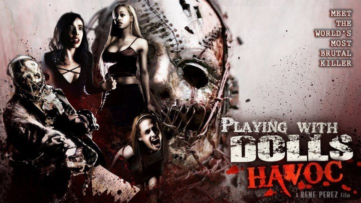 Игры в куклы: Хаос (2017) ужасы триллер