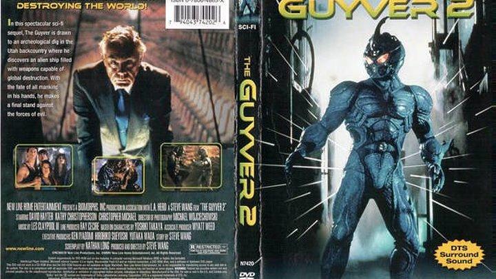 Гайвер 2 Темный герой (1994)