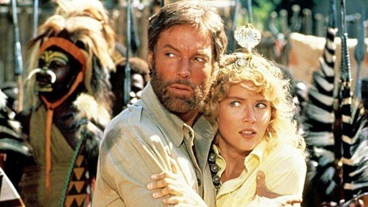 Копи царя Соломона [1985]. боевик, мелодрама, комедия, приключения