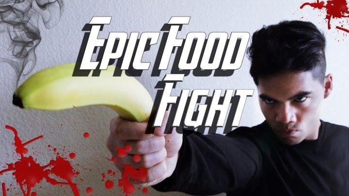 PSVR Epic Food Fight | VR GAMECLUB Хабаровск