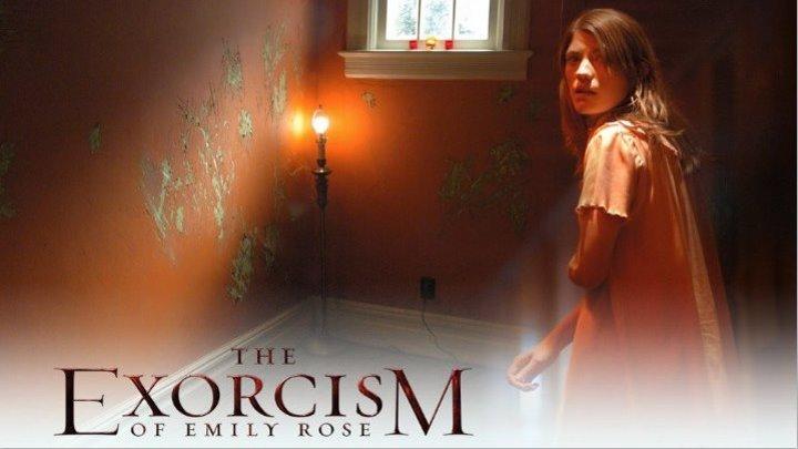 Шесть демонов Эмили Роуз. (2005) Триллер, ужасы, драма, на реальных событиях.