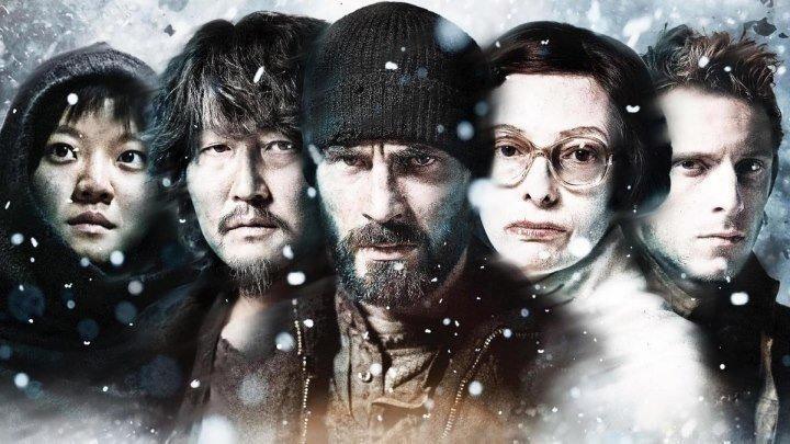 Сквозь снег. фантастика, боевик, приключения