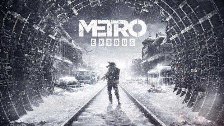 Metro Exodus | серия 1 | Пролог | Москва