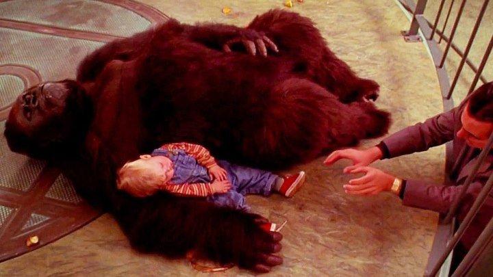Младенец на прогулке или Ползком от гангстеров HD(комедия)1994