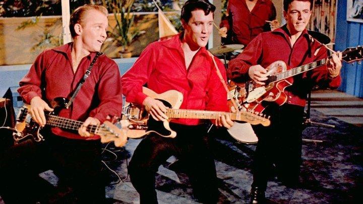 Счастлив с девушкой (США 1965 ᴴᴰ) Мюзикл, Мелодрама, Комедия ツ Элвис Пресли