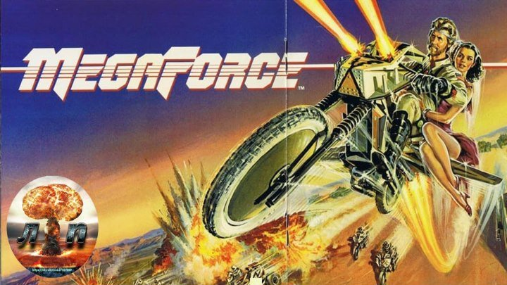 Мегасила / Megaforce (1982) 720HD