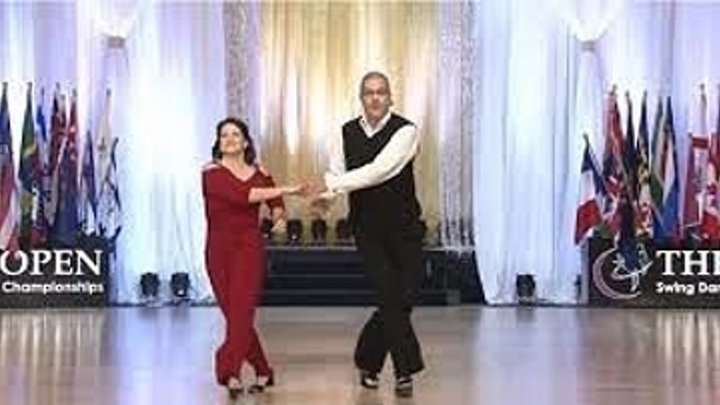 Ну просто захватывающий танец