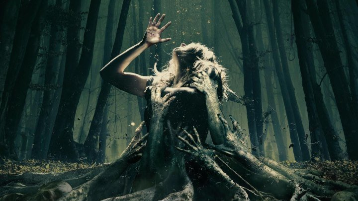 Лес призраков 2015 _ 16+ ужасы, триллер, детектив