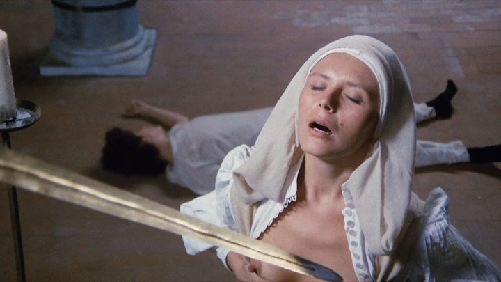 Флавия, мусульманская монахиня (Италия, Франция 1974) 16+ Ужасы, Драма (erotic)