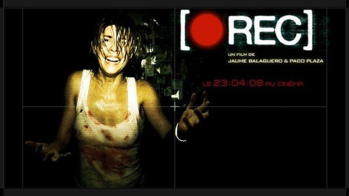 Репортаж / [Rec]. (2007) Триллер, ужасы.