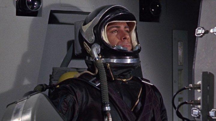 Робинзон Крузо на Марсе - Фантастика / комедия / приключения / США / 1964