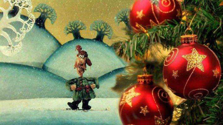 Падал прошлогодний снег 🌲🍬🎄 (1983) Новогодний мультфильм, Комедия, Семейный