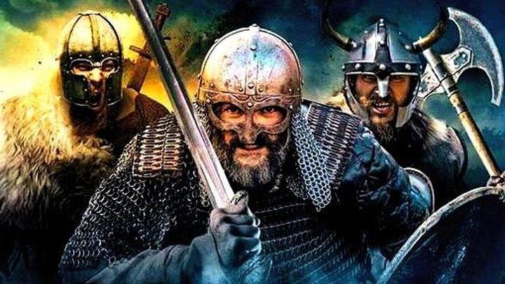 Война викингов HD(боевик исторический)2019