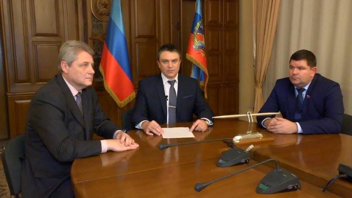 На Донбассе подвели итоги выборов   12 ноября   Вечер   СОБЫТИЯ ДНЯ   ФАН-ТВ