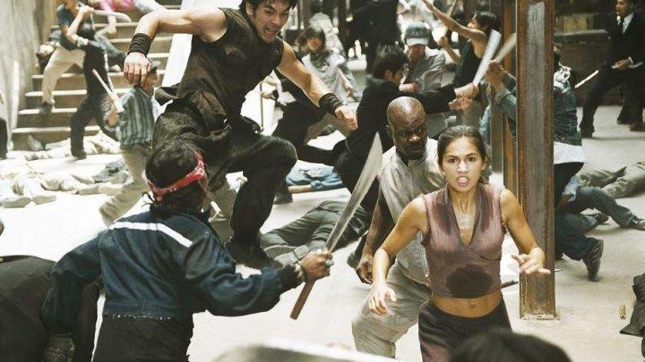 12+ Ямакаси 2 2004 г. ‧ Триллер/Боевик