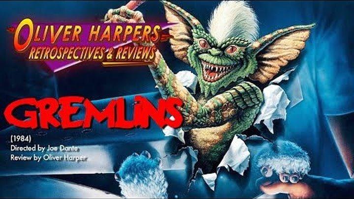 Гремлины \ Gremlins (1984) \ ужасы, комедия