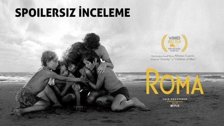 Рома фильм 2018