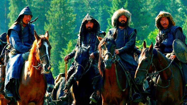 Монгол (2007) фильм.