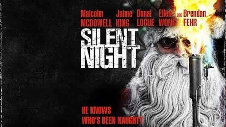 Безмолвная ночь \ Silent Night (2012) \ ужасы
