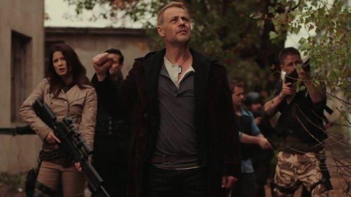 ЗАГНАННЫЙ 2 2017 DVD HDRip ФАНТАСТИКА БОЕВИК