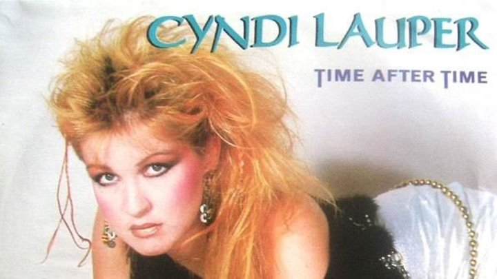 Cyndi Lauper - Time After Time (1984) (remastering) ♥♫♥ (1080p) ✔