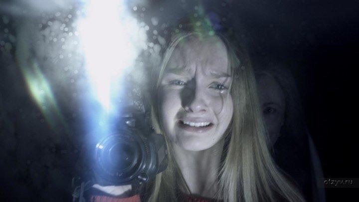 Визит HD(ужасы, триллер)2015