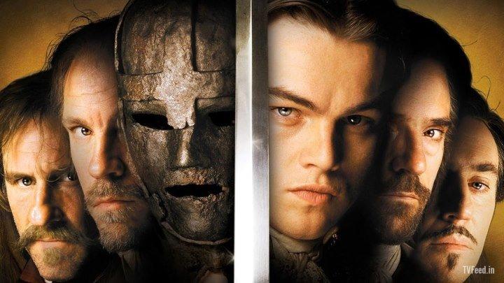 Человек в железной маске HD(драма, приключенческий фильм, боевик)1998 (16+)