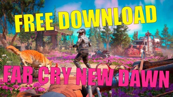 Скачать игры через торрент Far Cry New Dawn