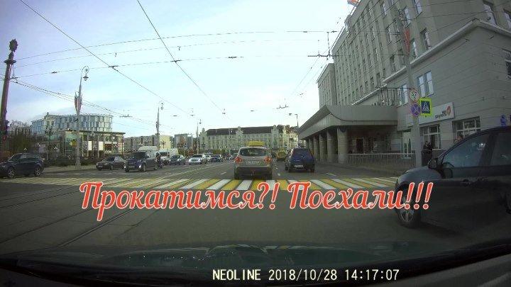 Прикосновение к истории... (часть 1) Улицы Черняховского и Литовский Вал.
