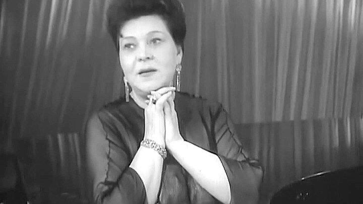 КЛАВДИЯ ШУЛЬЖЕНКО - ТРИ ПЕСНИ (1962)