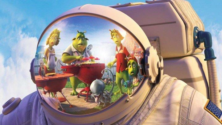 Планета 51 HD(мультфильм)2009 (12+)