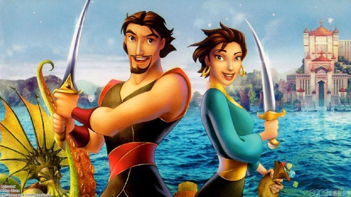 Синдбад_ Легенда семи морей HD(фэнтези, приключенческий фильм) 2003 (12+)