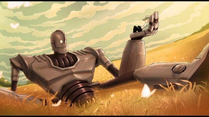 Стальной гигант HD(мультфильм)1999 (0+)