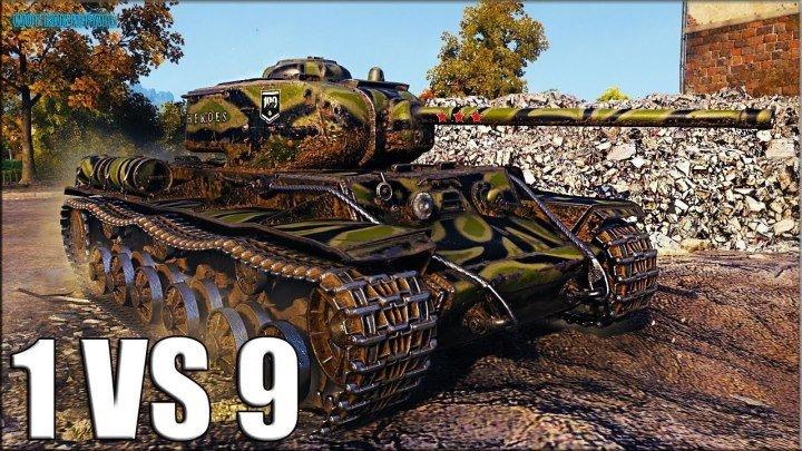 КВ-1С танкует и дамажит 🌟 КВАС World of Tanks лучший бой