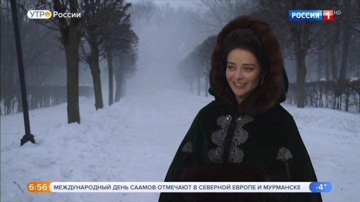 Съемки долгожданного продолжения сериала «Екатерина» идут полным ходом!